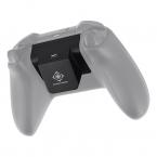 DELTACO GAMING trådlös Qi-receiver till Xbox One kontollers, svart