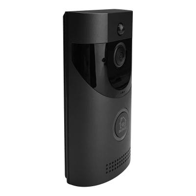 DELTACO SMART HOME Dörrklocka med kamera, WiFi, IR, demoex