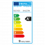 Deltaco Smart Home LED‑lampa, E27, WiFi, 9W, 2700K‑6500K, dimbar