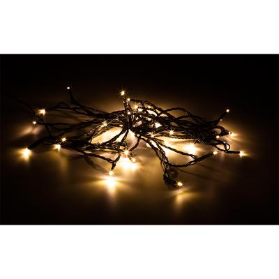 Deltaco Smart Home Wifi‑styrd ljusslinga, varmvit, 5m