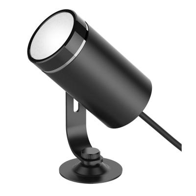 Deltaco Smart Home förlängningskit, 2 lampor, svart
