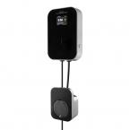 DELTACO e-Charge Mode 3 laddbox för hemmabruk, Typ 2, 16A, 11KW