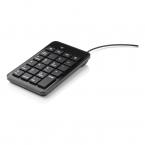 Deltaco numeriskt tangentbord, 23 tangenter, 4 media tangenter