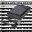 Deltaco Powerbank med snabbladdning, PD, USB‑C, 10.000mAh