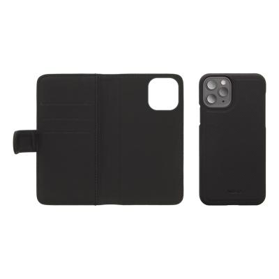 Deltaco plånboksfodral med magnetskal, iPhone 12 Pro Max