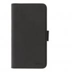 Deltaco plånboksfodral med magnetskal, iPhone 12 Mini