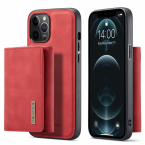 DG. MING M1-serie mobilskal till iPhone 12 Pro Max, röd