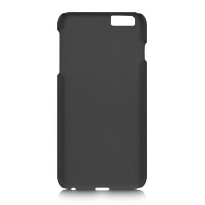 DG.MING fodral med magnetskal & ställ till iPhone 6/6S, svart