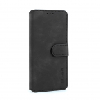 DG.MING Retro Style Wallet Leather Stand Case for Samsung Galaxy S10 -