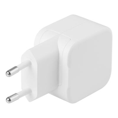 Deltaco USB‑C väggladdare med PD och GaN‑teknologi, 30W, vit
