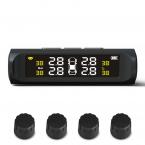 Digital trådlös däcktrycksmätare med display
