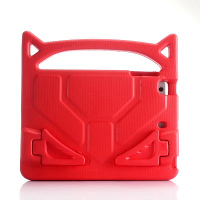 Barnfodral med ställ röd, iPad mini 2/3/4/5