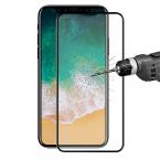 Explosionssäkert skärmskydd i härdat glas, iPhone 11 Pro/X/XS