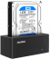 """Extern USB3.1 hårddiskdocka, USB‑B, 3.5"""" + 2.5"""", Gen1, 5Gbps"""