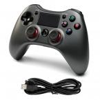 Double Shock 4 trådlös kontroll till PS4/PC