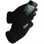 Fingervantar för touchskärmar, svart