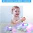 Flytande LED‑belysning för utespa, pool, badkar