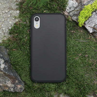 Forever Bioio Miljövänligt skal till iPhone 11 Pro, svart