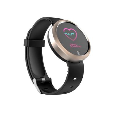 Forever Smart SB‑310 v2 aktivitetsklocka, svart