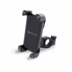 """Forever BH-110 Cykelhållare för mobiler, 6,5"""", svart"""