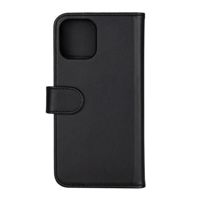 GEAR 2‑i‑1 Fodral med magnetskal, iPhone 12 Pro Max, svart