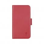 GEAR Mobilfodral Limited Edition, iPhone 12 Mini, röd
