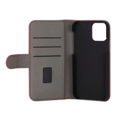 GEAR Mobilfodral Limited Edition, iPhone 12/12 Pro, röd