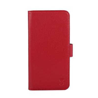 Gear Limited Edition plånboksfodral till iPhone 11 Pro Max, röd