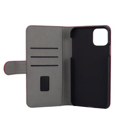 Gear plånboksväska, Limited Edition, iPhone 11 Pro Max, röd