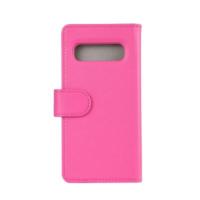 Gear Plånboksfodral, Samsung Galaxy S10E, rosa