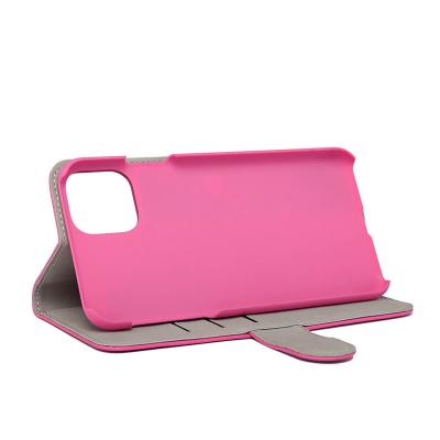 Gear plånboksväska, iPhone 11 Pro Max, rosa
