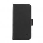 Gear plånboksväska, iPhone 11 Pro, svart