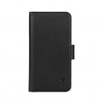 Gear plånboksväska, 2in1 magnetskal, iPhone 11 Pro, svart