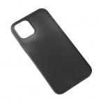 GEAR Ultraslim semitransparent mobilskal, iPhone 12/12 Pro