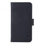 Gear plånboksväska, 2in1 magnetskal, iPhone 11, svart