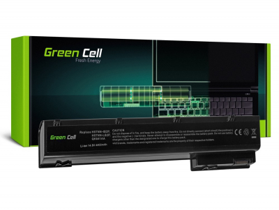 Green Cell 8 Cell‑batteri för HP EliteBook 8770w, 14.4V, 4400mAh