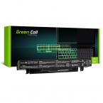 Green Cell Batteri för Asus A450 R510 X550, 14.4V, 2200mAh