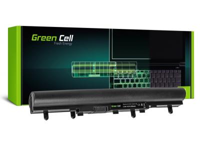 Green Cell Batteri för Acer Aspire V5 Series, 14.4V, 2200mAh