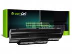 Green Cell Batteri till Fujitsu Lifebook AH531, 11.1V, 4400mAh