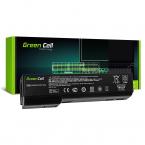 Green Cell Batteri för HP EliteBook 8460p, 11.1V 4400mAh