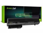 Green Cell Laptopbatteri för HP EliteBook 2530p, 10.8V, 4400mAh
