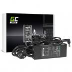 Green Cell PRO Laddare/AC Adapter för Acer 90W/19V, 4.74A, svart