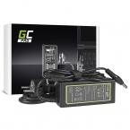 Green Cell PRO Laddare för Toshiba Satellite C650, 19V 3.42A 65W