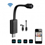 HD Smart USB-spionkamera med PIR, Human Detection, IP/AP