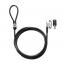 HP Wirelås, konstruerad för tunna ultrabooks, 10mm, svart