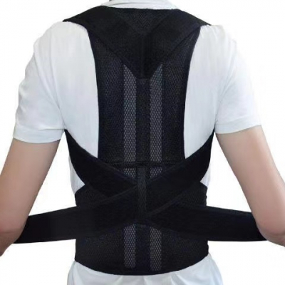 Justerbart ryggskydd för bättre hållning, Medium