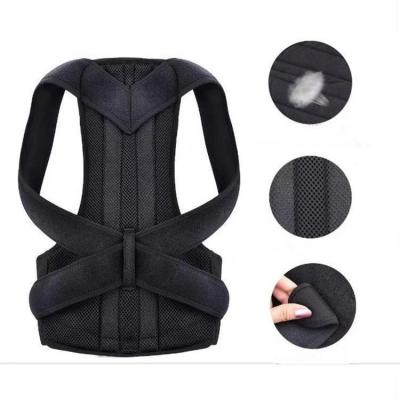 Justerbart ryggskydd för bättre hållning, XL