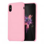 Hoco Pure ultratunt skal till iPhone X/XS, rosa