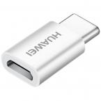 Huawei AP52 original Micro-USB till USB-C adapter, vit