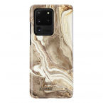 iDeal Fashion Case, Samsung Galaxy S20 Ultra, Golden Sand